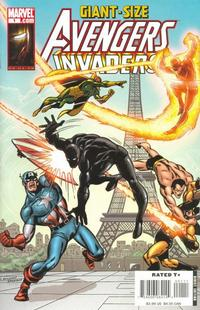 Cover Thumbnail for Giant-Size Avengers/Invaders (Marvel, 2008 series) #1