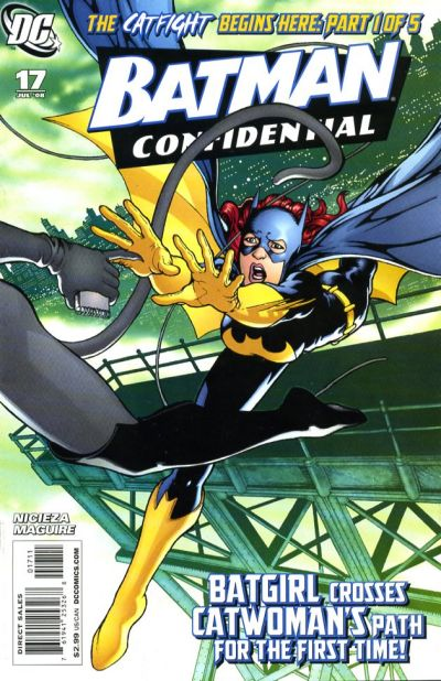 Cover for Batman Confidential (DC, 2007 series) #17 [Direct]