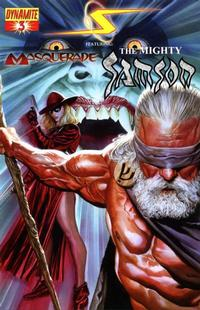 Cover for Project Superpowers (2008 series) #3