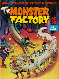 Cover Thumbnail for The Monster Factory (Gredown, 1976 series) #1