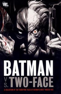 Cover Thumbnail for Batman vs. Two-Face (DC, 2008 series)