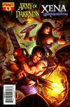 Cover Thumbnail for Army of Darkness / Xena (2008 series) #4 [Udon Studios Cover]