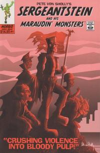 Cover Thumbnail for Sergeantstein and His Maraudin' Monsters (Vonshollywood Press, 2005 series)