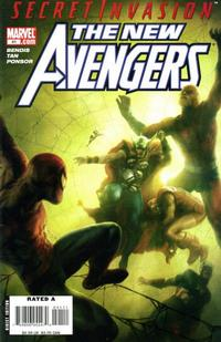 Cover Thumbnail for New Avengers (Marvel, 2005 series) #41
