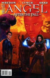 Cover Thumbnail for Angel: After the Fall (IDW Publishing, 2007 series) #7