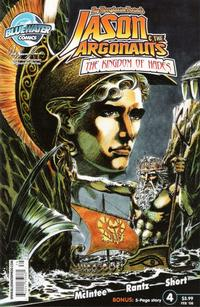 Cover Thumbnail for Jason and the Argonauts: Kingdom of Hades (Bluewater Productions, 2007 series) #4 [Cover A]