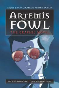 Cover Thumbnail for Artemis Fowl the Graphic Novel (Hyperion, 2007 series)