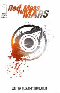 Cover Thumbnail for Red Mass for Mars (Image, 2008 series) #1