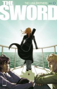 Cover Thumbnail for The Sword (Image, 2007 series) #8