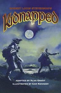 Cover Thumbnail for Kidnapped - The Graphic Novel (Tundra Books, 2007 series)