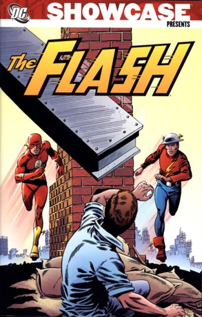 Cover for Showcase Presents: The Flash (2007 series) #2