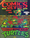 Cover for Comics Revue (Manuscript Press, 1985 series) #64