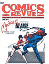 Cover for Comics Revue (Manuscript Press, 1985 series) #67