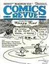 Cover for Comics Revue (Manuscript Press, 1985 series) #85
