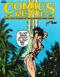 Cover Thumbnail for Comics Revue (Manuscript Press, 1985 series) #47