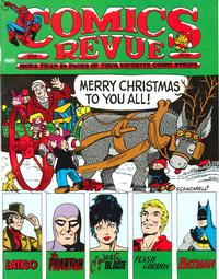 Cover Thumbnail for Comics Revue (Manuscript Press, 1985 series) #56