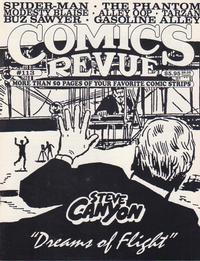Cover Thumbnail for Comics Revue (Manuscript Press, 1985 series) #113