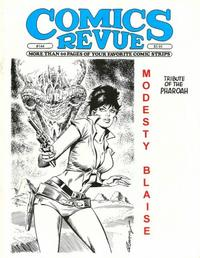 Cover Thumbnail for Comics Revue (Manuscript Press, 1985 series) #144