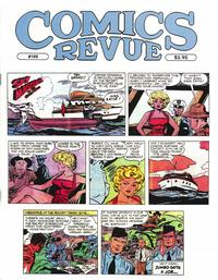 Cover for Comics Revue (Manuscript Press, 1985 series) #169