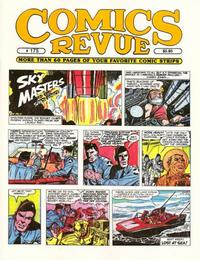 Cover for Comics Revue (Manuscript Press, 1985 series) #175