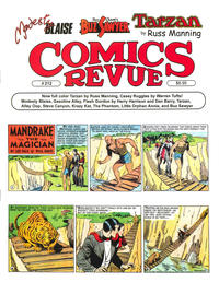 Cover Thumbnail for Comics Revue (Manuscript Press, 1985 series) #212