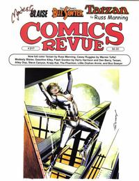 Cover Thumbnail for Comics Revue (Manuscript Press, 1985 series) #217