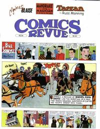 Cover for Comics Revue (Manuscript Press, 1985 series) #234