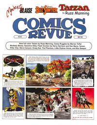 Cover for Comics Revue (Manuscript Press, 1985 series) #241
