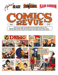 Cover Thumbnail for Comics Revue (Manuscript Press, 1985 series) #258
