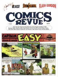 Cover for Comics Revue (Manuscript Press, 1985 series) #265