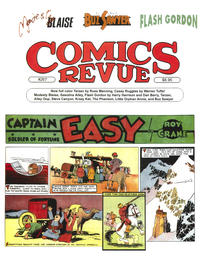Cover for Comics Revue (Manuscript Press, 1985 series) #267