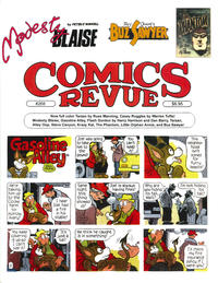 Cover Thumbnail for Comics Revue (Manuscript Press, 1985 series) #268