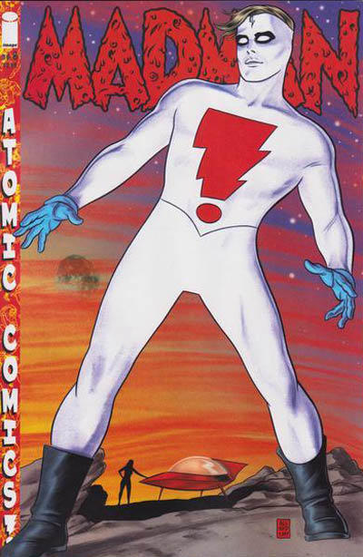 Cover for Madman Atomic Comics (2007 series) #8