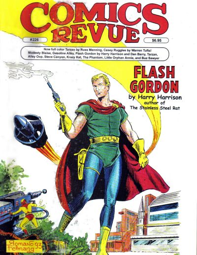 Cover for Comics Revue (Manuscript Press, 1985 series) #226