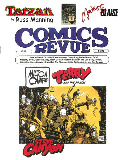 Cover for Comics Revue (1985 series) #252