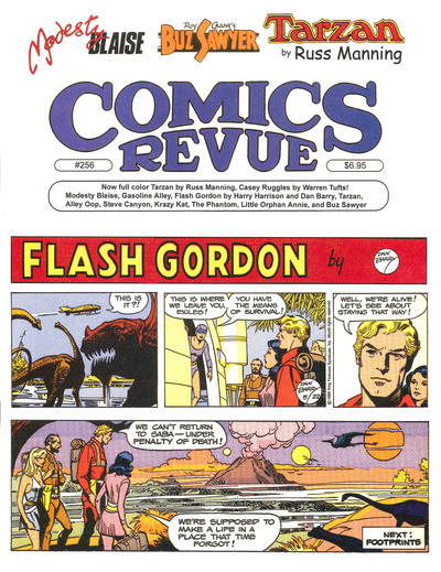 Cover for Comics Revue (1985 series) #256