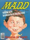 Cover for Svenska Mad (Atlantic Förlags AB, 1997 series) #4/1998
