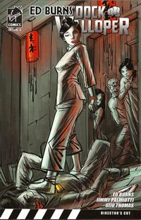 Cover Thumbnail for Dock Walloper (Virgin, 2007 series) #3