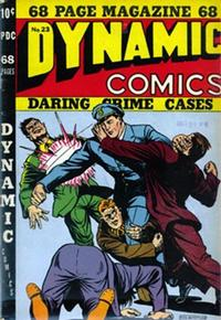 Cover Thumbnail for Dynamic Comics (Superior Publishers Limited, 1947 series