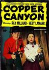 Cover for Copper Canyon (Fawcett, 1950 series) #[nn]