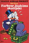 Cover for Kalle Ankas pocket (Serieförlaget [1980-talet]; Hemmets Journal, 1986 series) #2 - Farbror Joakims skattjakt