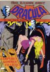 Cover for Dracula (Atlantic Förlags AB, 1982 series) #1/1989