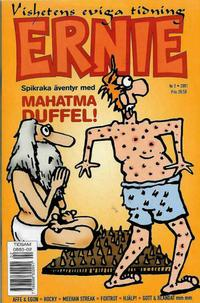 Cover Thumbnail for Ernie (Egmont, 2000 series) #2/2001
