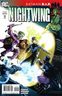 Cover Thumbnail for Nightwing (DC, 1996 series) #149