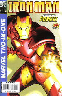 Cover Thumbnail for Marvel Two-In-One (Marvel, 2007 series) #12