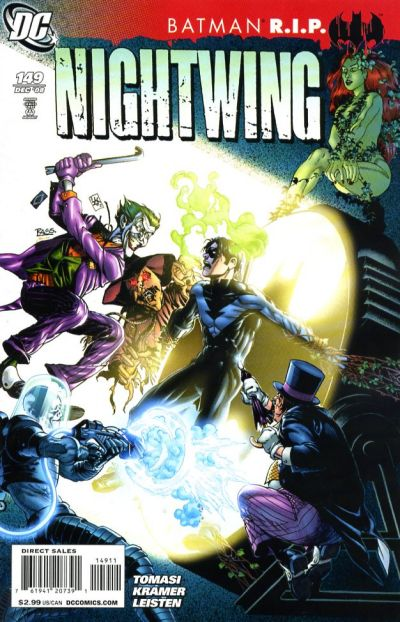 Cover for Nightwing (DC, 1996 series) #149