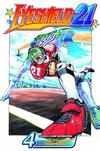 Cover for Eyeshield 21 (Viz, 2005 series) #4