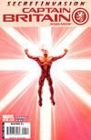 Cover for Captain Britain and MI: 13 (Marvel, 2008 series) #4