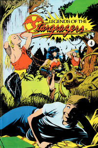 Cover Thumbnail for Legends of the Stargrazers (Innovation, 1989 series) #4