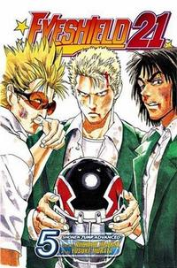Cover Thumbnail for Eyeshield 21 (Viz, 2005 series) #5